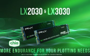 PNY LX2030 and LX3030 M.2 NVMe Gen3 x4 Solid State Drives: More Endurance for the Chia(R) Plotting Needs