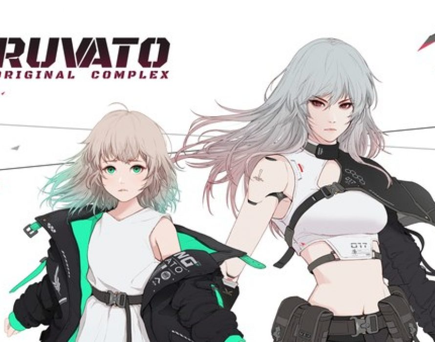 'Ruvato: Original Complex,' the download version exclusively for Nintendo Switch™ will be released today, July 8th (Thursday)