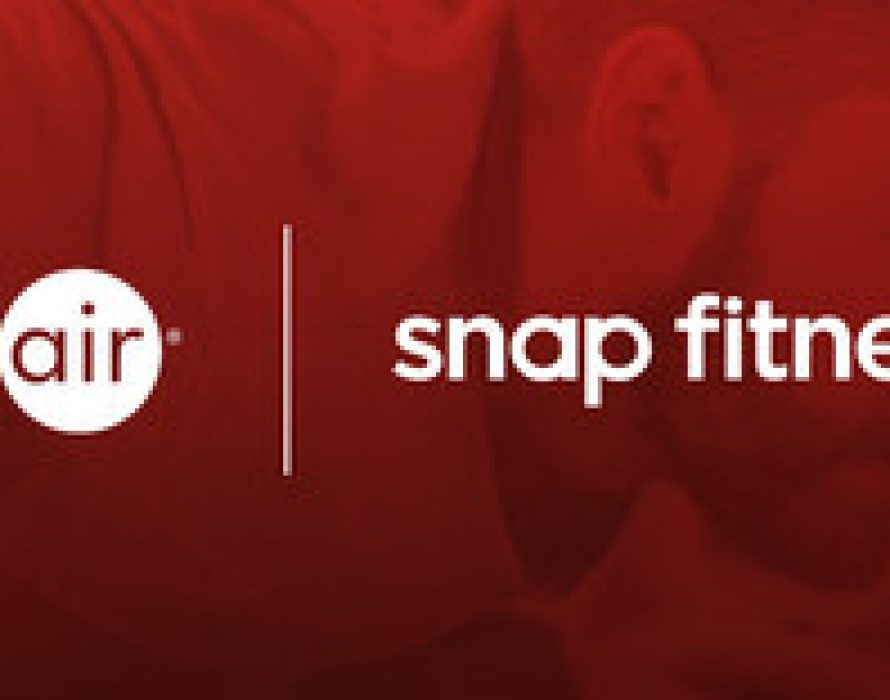 SCENTAIR® Announces Global Partnership with Snap Fitness