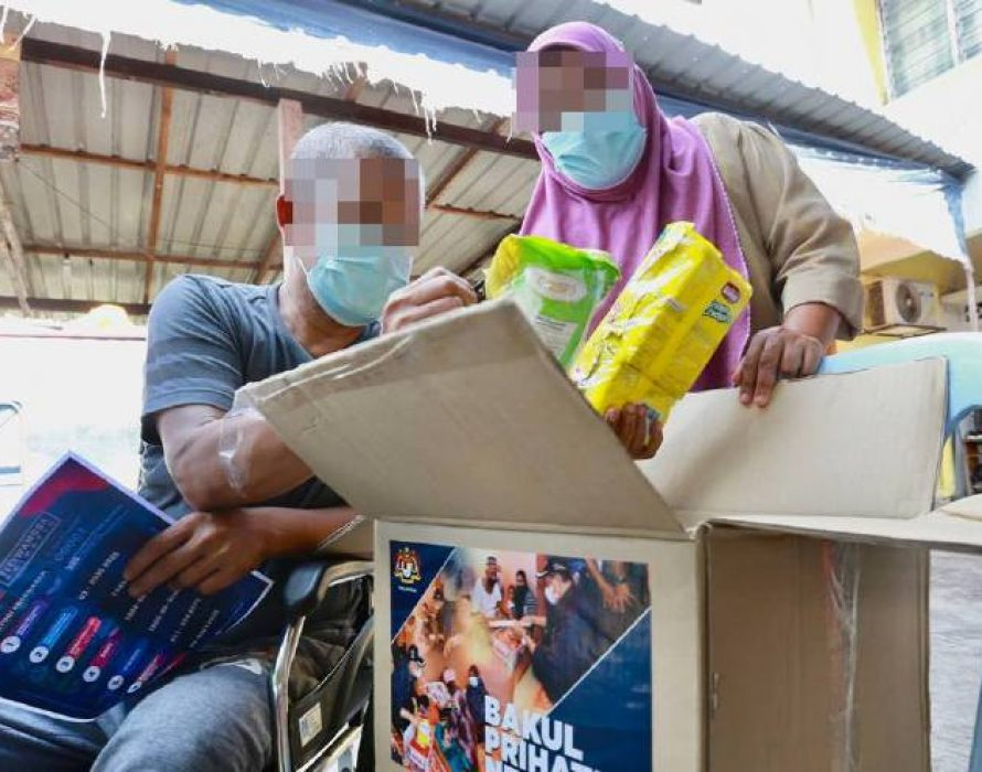 Food aid distributed to interior areas to ensure no one gets left behind