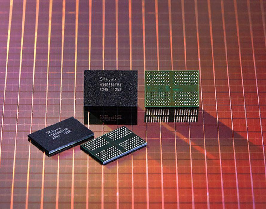 SK hynix Starts Mass Production of 1anm DRAM Using EUV Equipment