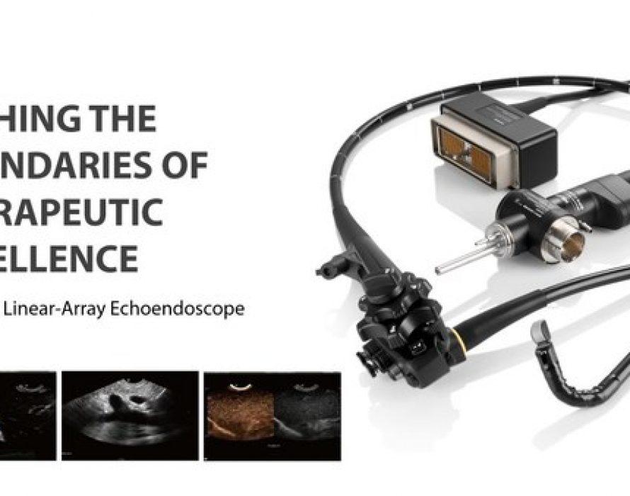 SonoScape obtains CE Mark for its linear array echoendoscope EG-UC5T