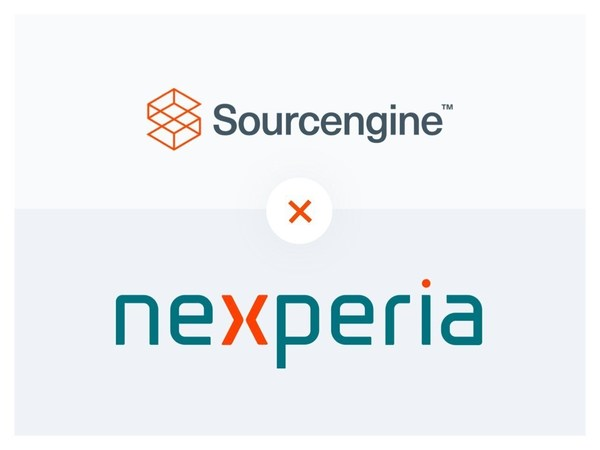 Sourcengine Digital Marketplace Makes Nexperia Available for Factory-direct E-commerce Purchase
