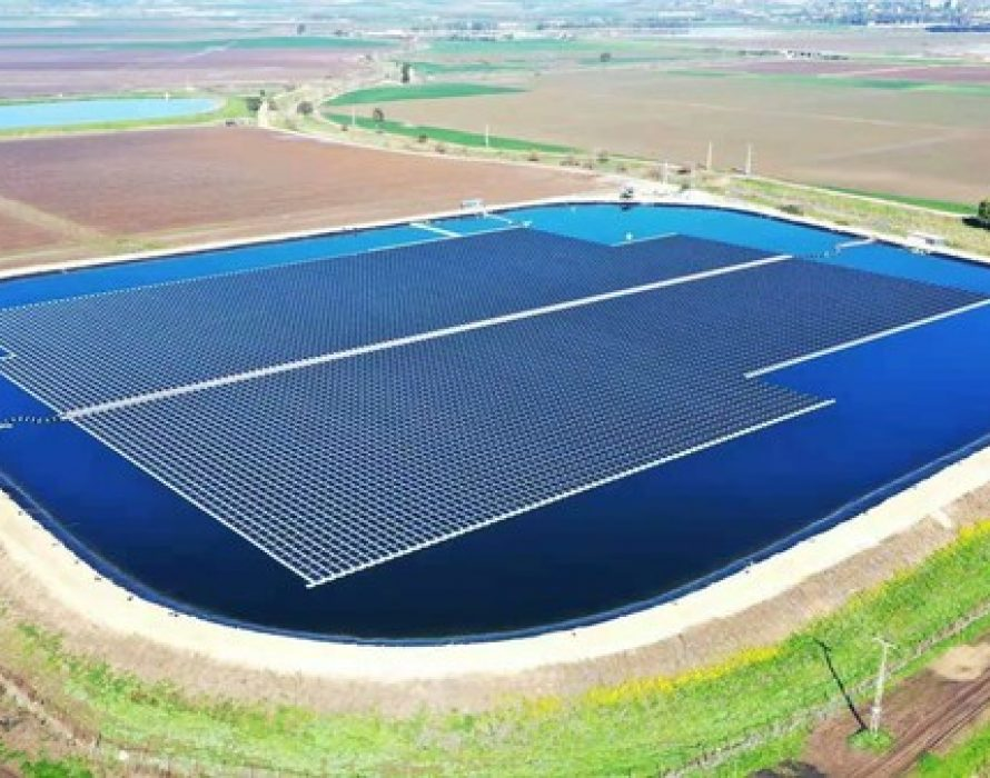 Sungrow FPV Technology Boosts Renewable Energy Projects in Israel
