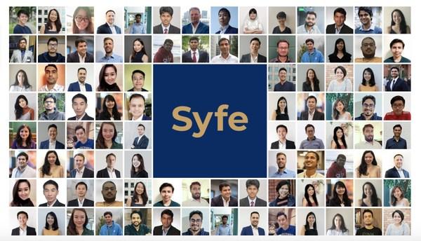 The Syfe team - July 2021