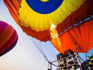 Hot air balloon crashes in New Zealand injuring 11 people