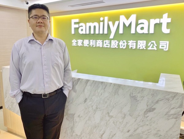 """Chen Wan-young as Taiwan FamilyMart head of Integrated Marketing and Promotion """"Our success is built on a combination of long-term planning for digital infrastructure deployment, timely communication with customers via our mobile apps, and smooth collaboration between different departments of the company."""""""