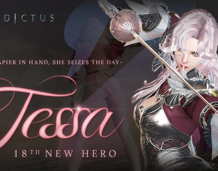 Tessa, Vindictus' 18th Hero, Updated by Nexon
