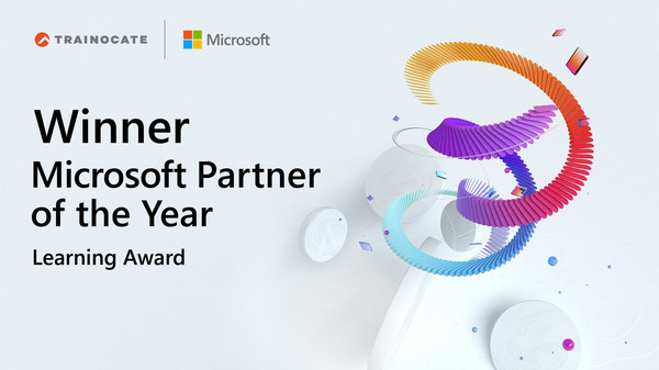 Trainocate Holdings, Microsoft's Partner of the Year Learning Award