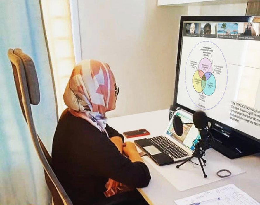 Universiti Teknologi Malaysia Leads e-Learning Innovation Towards Digitalized Community