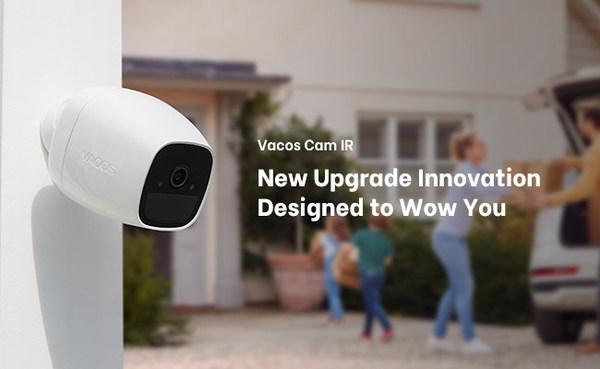 Vacos Cam IR Version Battery Powered Security Camera