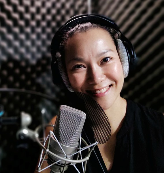 Voices voice talent Chonrada Chayachinda, Bangkok