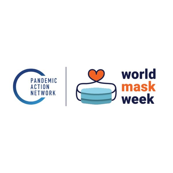 World Mask Week (July 12-18) is a global movement to encourage continued masking-wearing to reach the end of the COVID-19 pandemic.