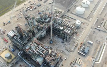 World's Largest Mono-Ethylene Glycol (MEG) Processing Modules, Made by CTCI and Partners, Reach Mechanical Completion