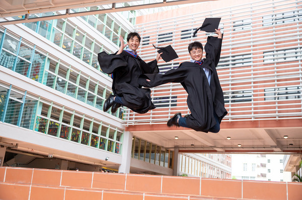 YCIS students achieved remarkable IB results, with two students awarded the perfect score of 45