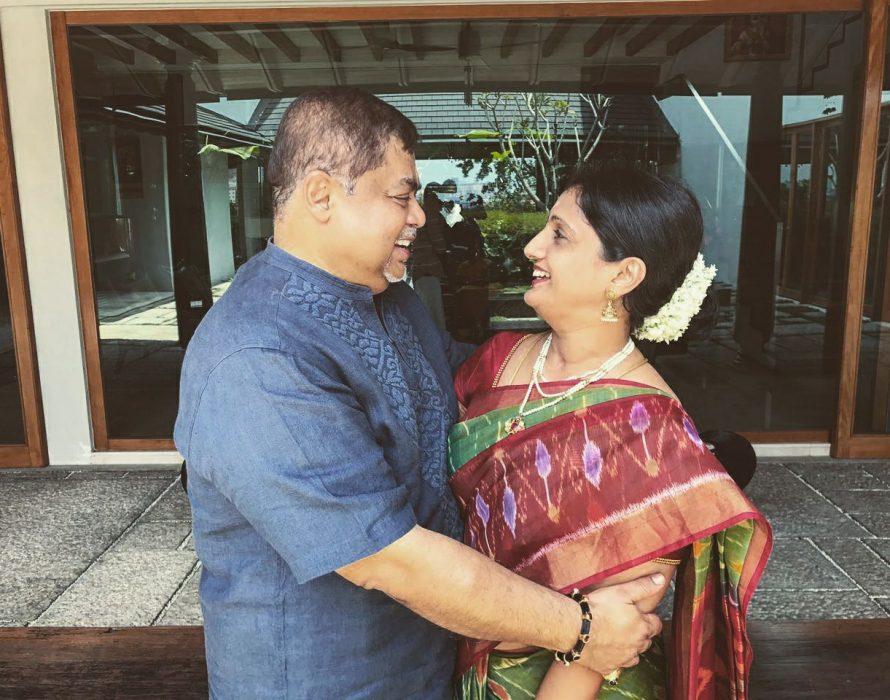QI Group's Vijay and Umayal Eswaran recognised in 2021 Indiaspora Philanthropy Leaders List
