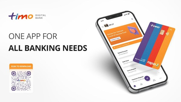 """Timo has been developed based on the core principle of creating """"one app for all banking needs"""