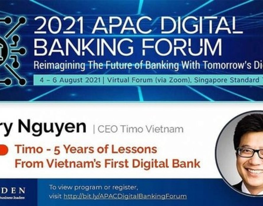 5-year development journey affirms leading position of Timo digital bank in Vietnam