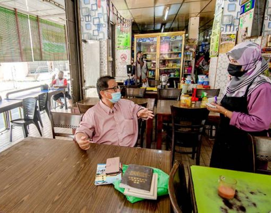 Eatery owners refuse to take risks, postpone dine-ins