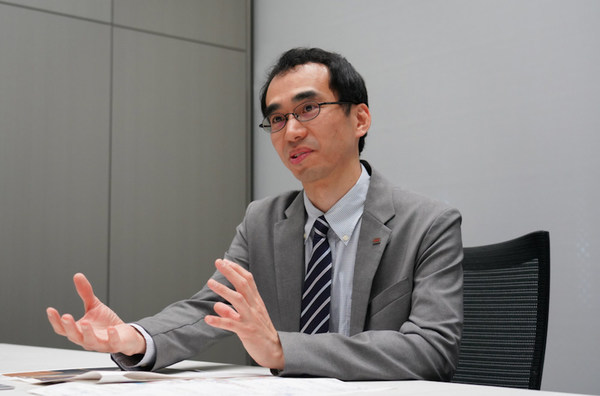 Fumiyuki Yamane, Manager, Power To Gas Business Development Group, Business Development Dept., Hydrogen Energy Business Div., Toshiba Energy Systems & Solutions Corporation