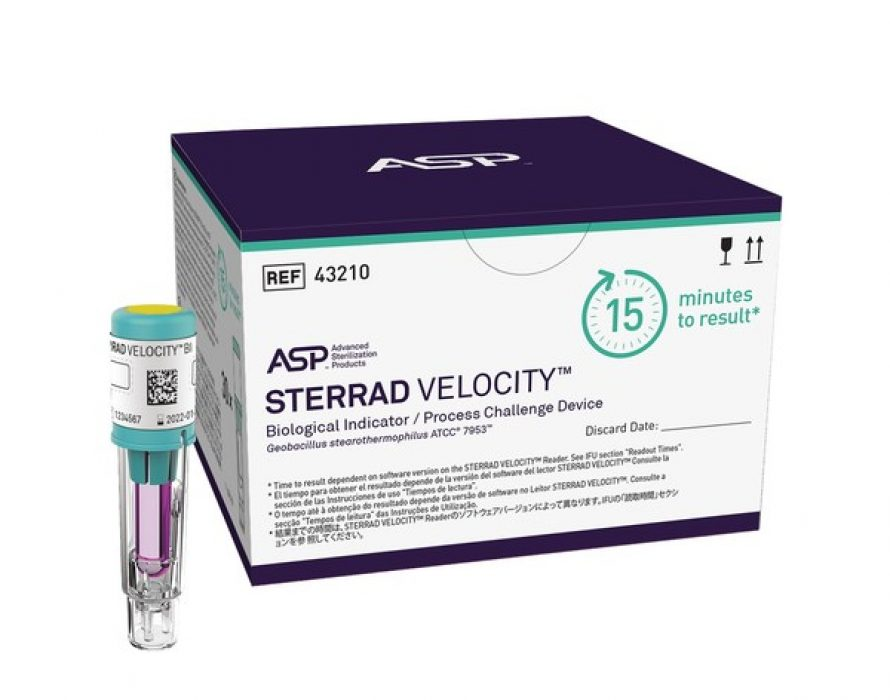 Advanced Sterilization Products Announces Launch in Asia Pacific of The Fastest Biological Indicator For Hydrogen Peroxide Sterilization