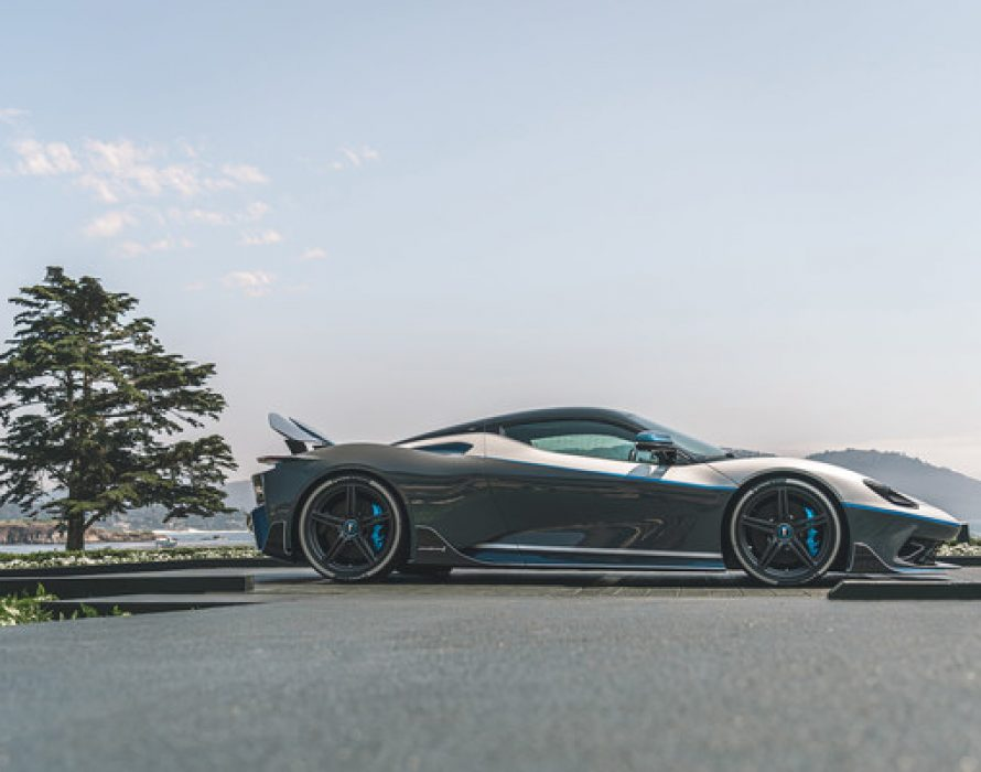 Automobili Pininfarina Creates Monterey Magic With Packed Programme of Events