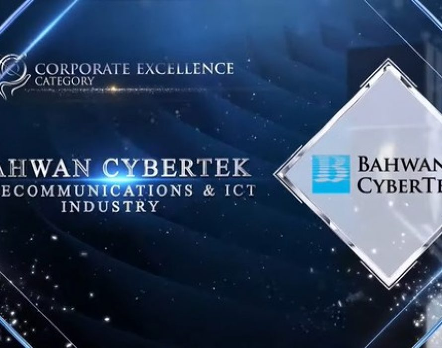 Bahwan CyberTek Honoured for Corporate Excellence Category in the Asia Pacific Enterprise Awards 2021 Regional Edition
