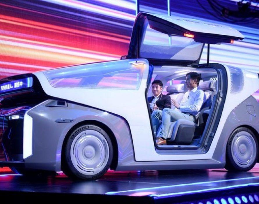 Baidu Announces Autonomous Driving Milestones at Baidu World 2021
