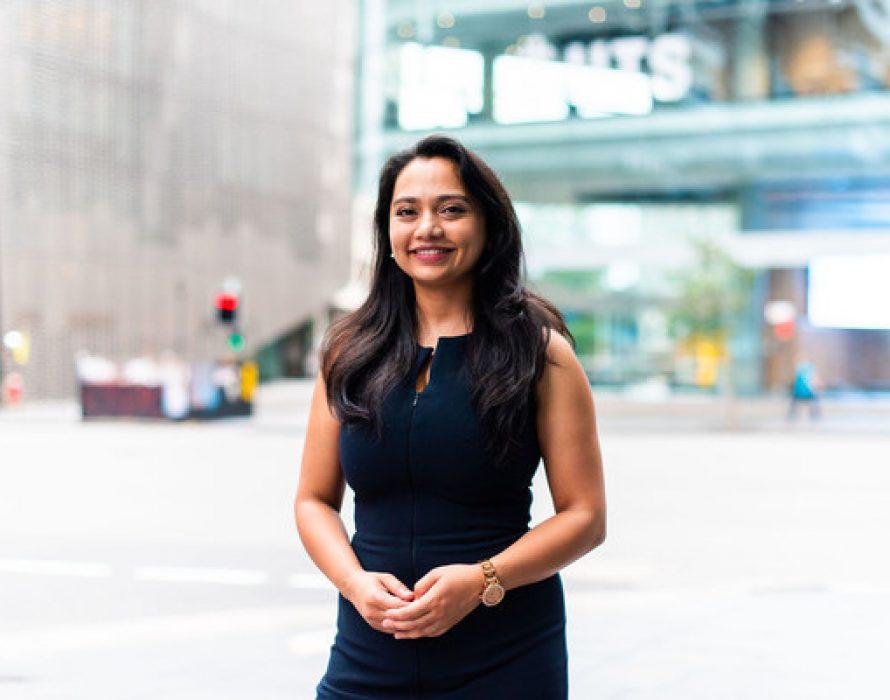 Barsha Karki wants to talk to you about data beyond Australian university degree