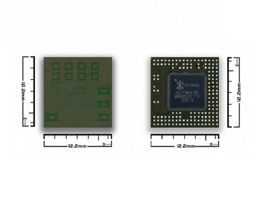 Calterah Securing a DOW Deal with Its mmWave Radar AiP Chip
