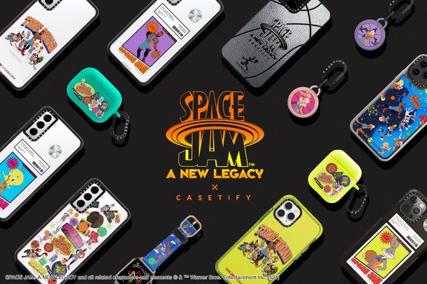 """The global lifestyle brand recruits the Looney Tunes characters once again—this time to celebrate the release of """"Space Jam: A New Legacy."""""""