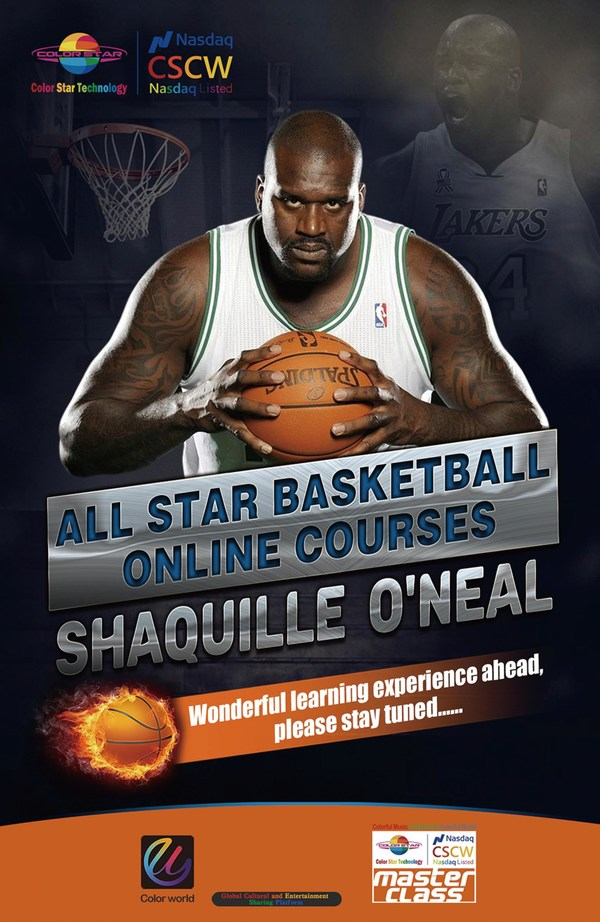 Shaq partners with Color World