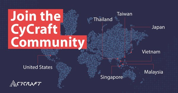 Join the CyCraft Community