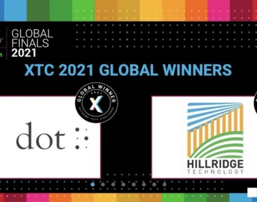 Dot Inc. Named Winner of the XTC Global Final, a Social Innovation Startup Competition