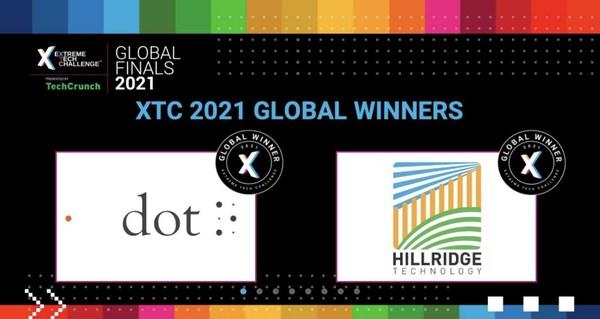 Dot Inc. -- XTC 2021 GLOBAL WINNER