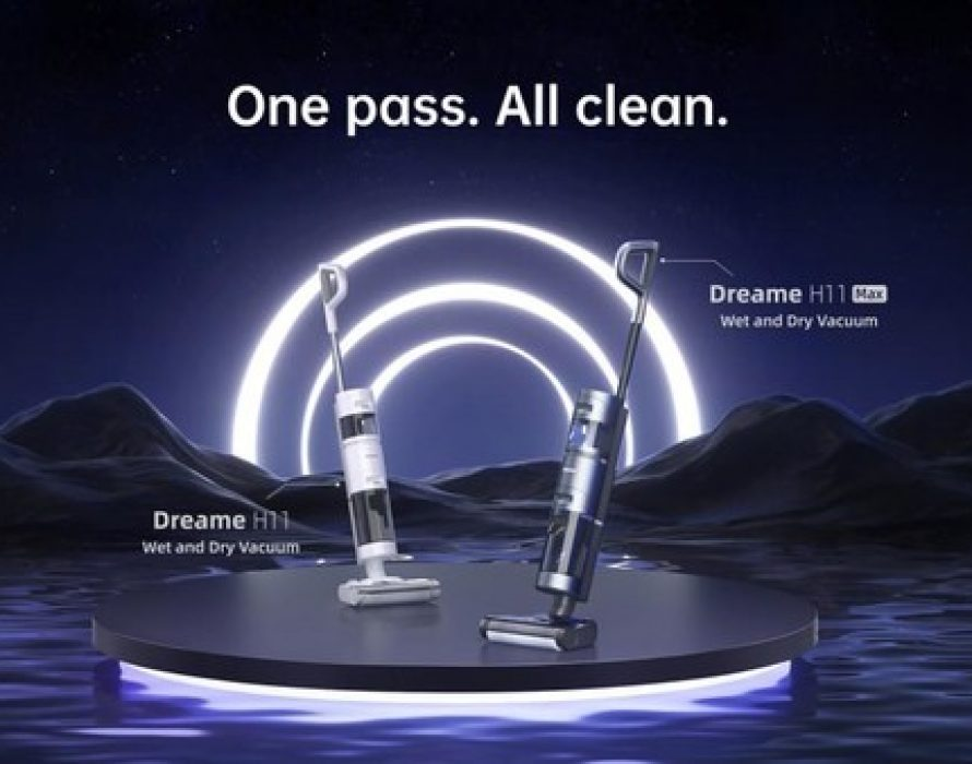 Dreame Technology to Revolutionize the Traditional Floor Cleaning