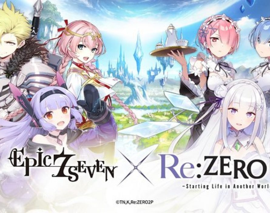Epic Seven Releases Long-Awaited Re:ZERO Collaboration!