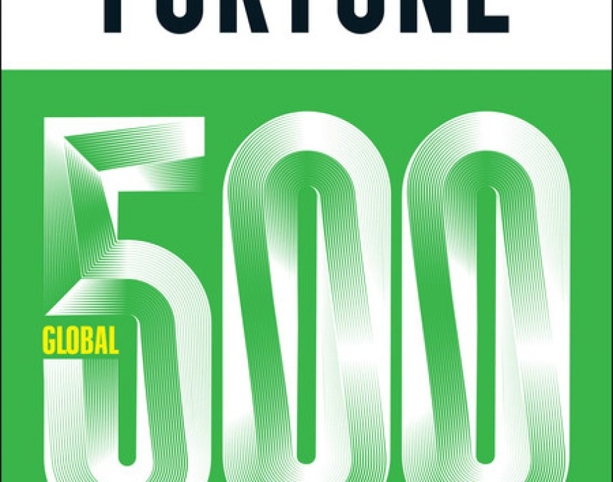 FORTUNE Releases Annual Fortune Global 500 List