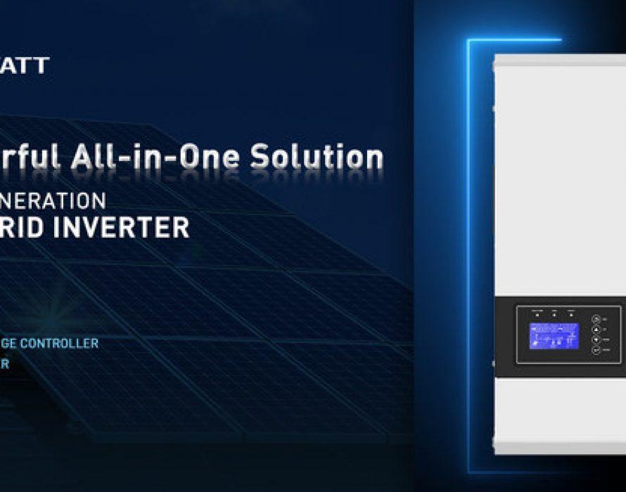 Growatt releases its second generation inverter for off-grid solar applications