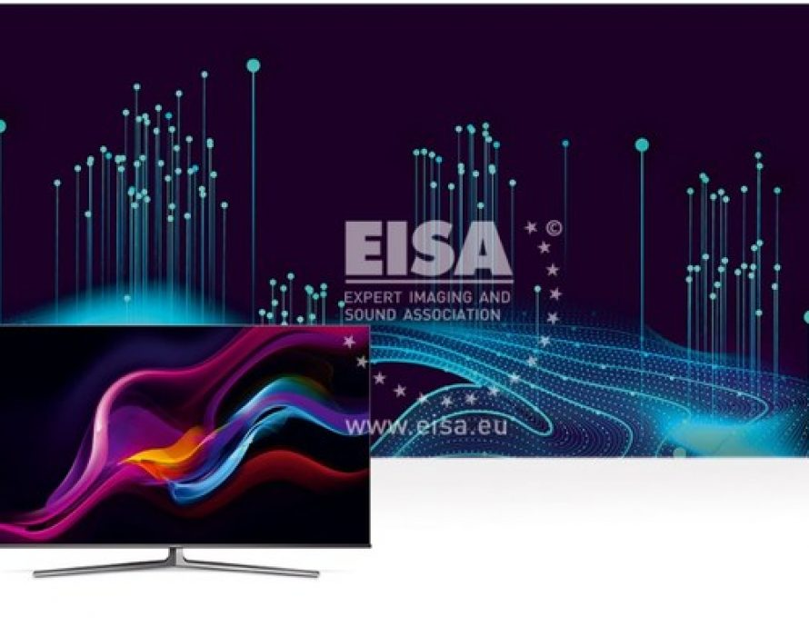 Hisense Achieved a New Milestone in the TV Technical Field by Winning EISA Award
