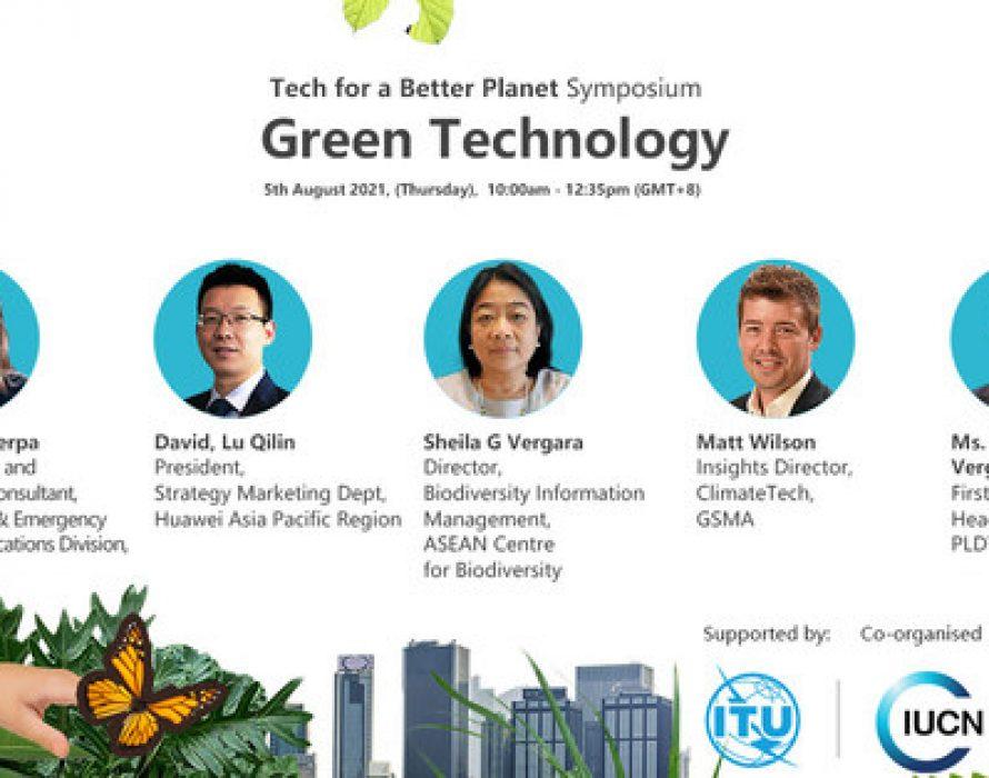 Huawei: Enabling APAC green transformation to tackle climate change