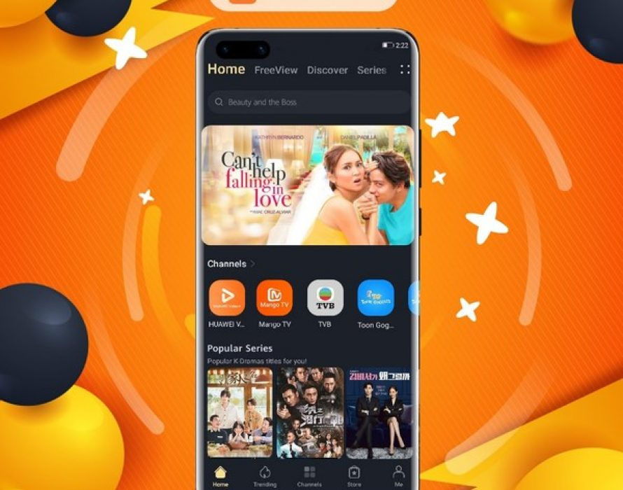 HUAWEI Video expands its premium local and international content to provide an enriched viewing experience for Philippines users