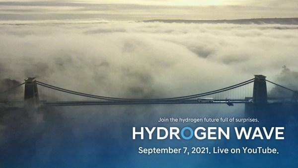 Hydrogen Wave Teaser Video Image