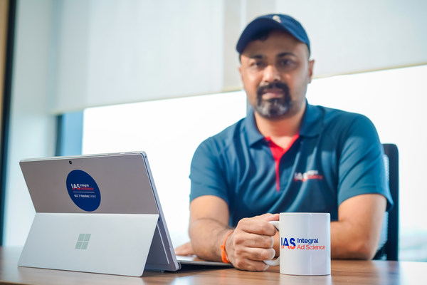 IAS delivers excellent digital media quality solutions for advertisers and publishers while establishing a great place for top talent to work- Mehul Desai, India Country Manager and VP of Engineering,IAS