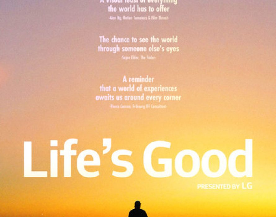 Jackson Tisi's Life's Good Film Project Debuts