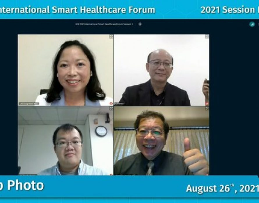 Joint Commission of Taiwan reveals smart dialysis solutions at online forum