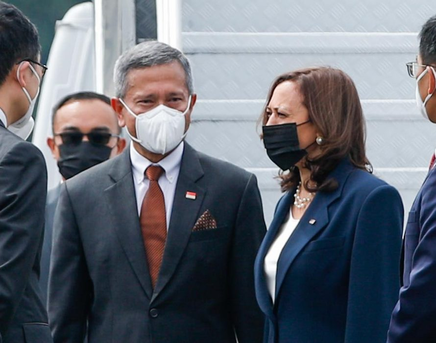 Kamala Harris visits Singapore to deepen ties, counter China's influence