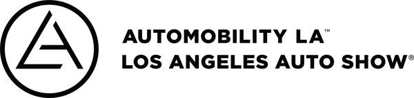 New Automobility LA + LA Auto Show combined logo, March 2019