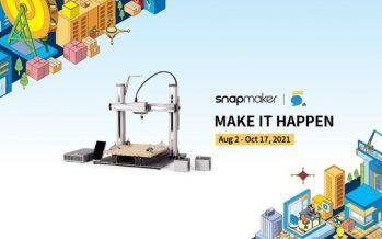 Make It Happen: Snapmaker Celebrates Its 5th Anniversary