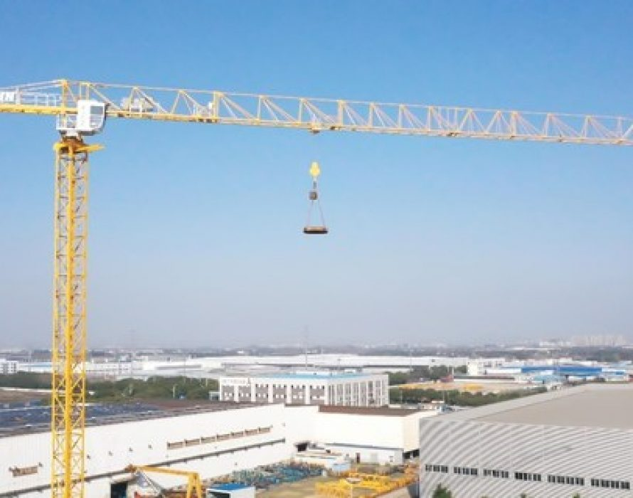 Manitowoc adds Potain MCT 135 to growing topless tower crane lineup in Asia range